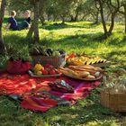 Beschichtete Tischdecke Provence Baumwolle, , hi-res image number 2