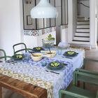 Beschichtete Tischdecke Mosaïque enduite Baumwolle, , hi-res image number 4