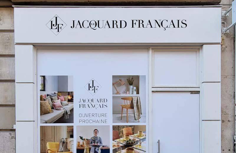 Les gourmandises du jacquard